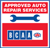BCAA Certified Auto Repair